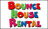 bounce house rental logo